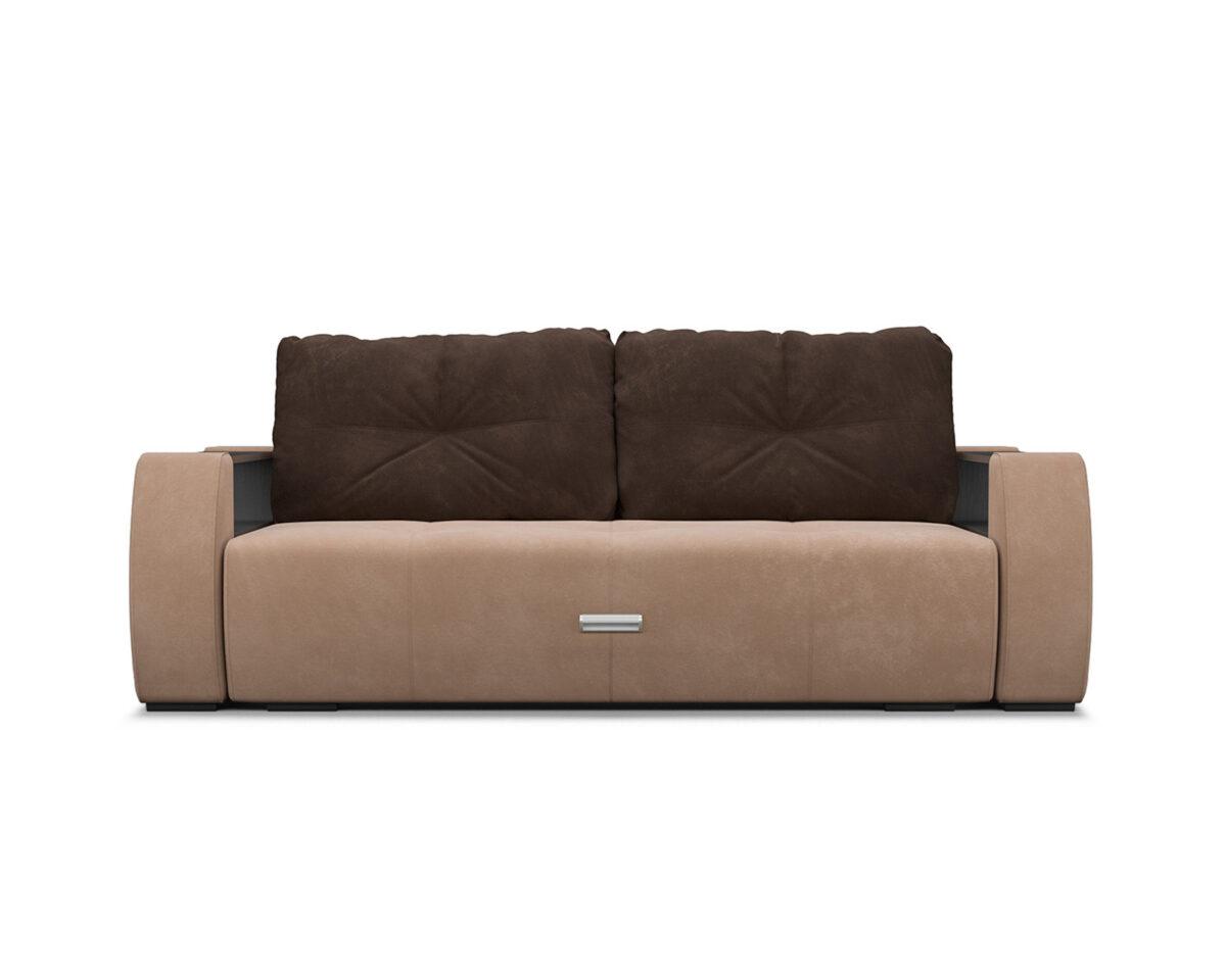 Мальтида (бежевый Luna 061 + подушки коричневый Luna 092) 3