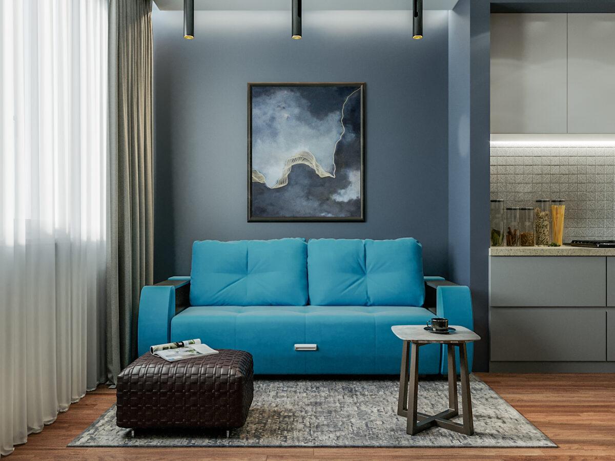 Мальтида (голубой Luna 089) 7