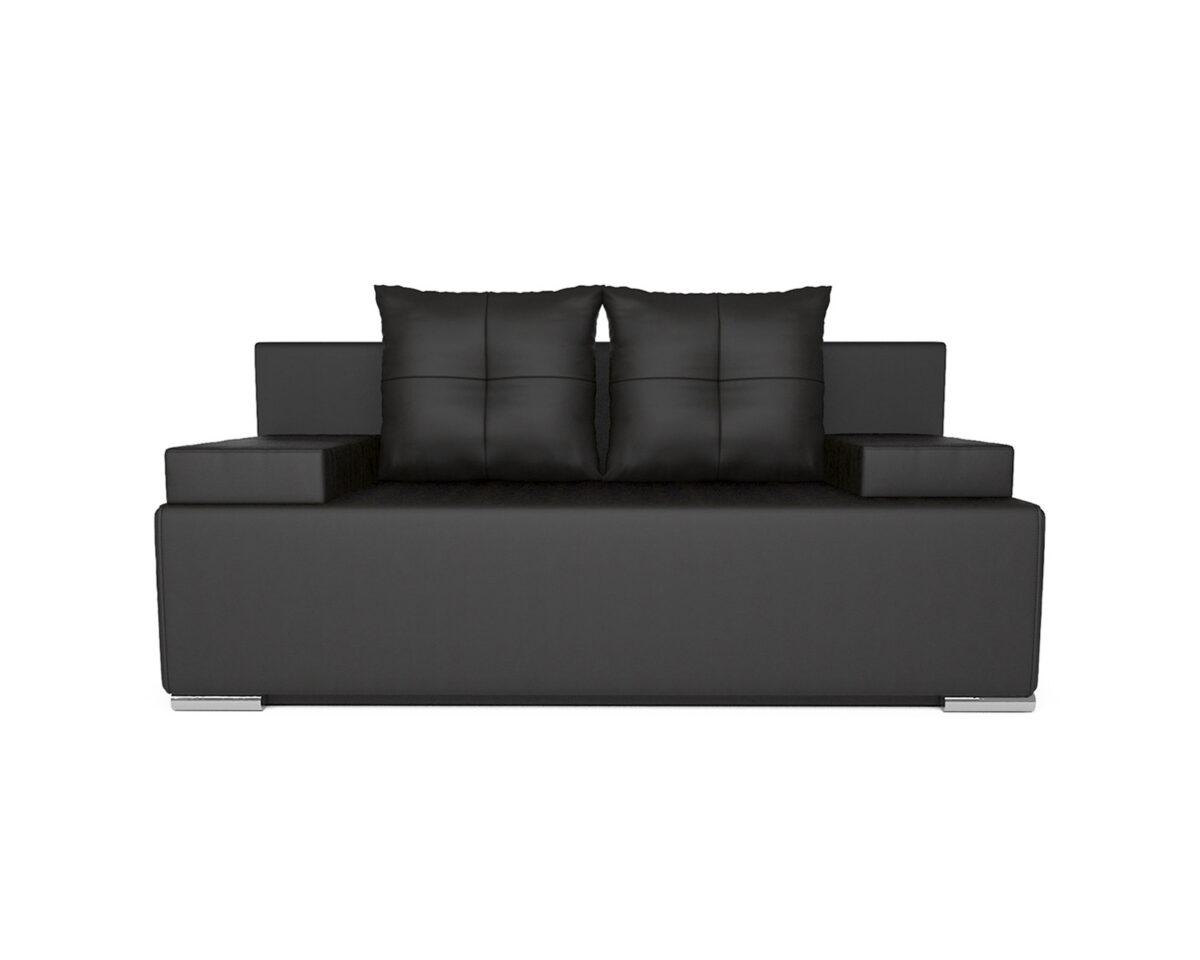 Мадейра (экокожа черная) 3