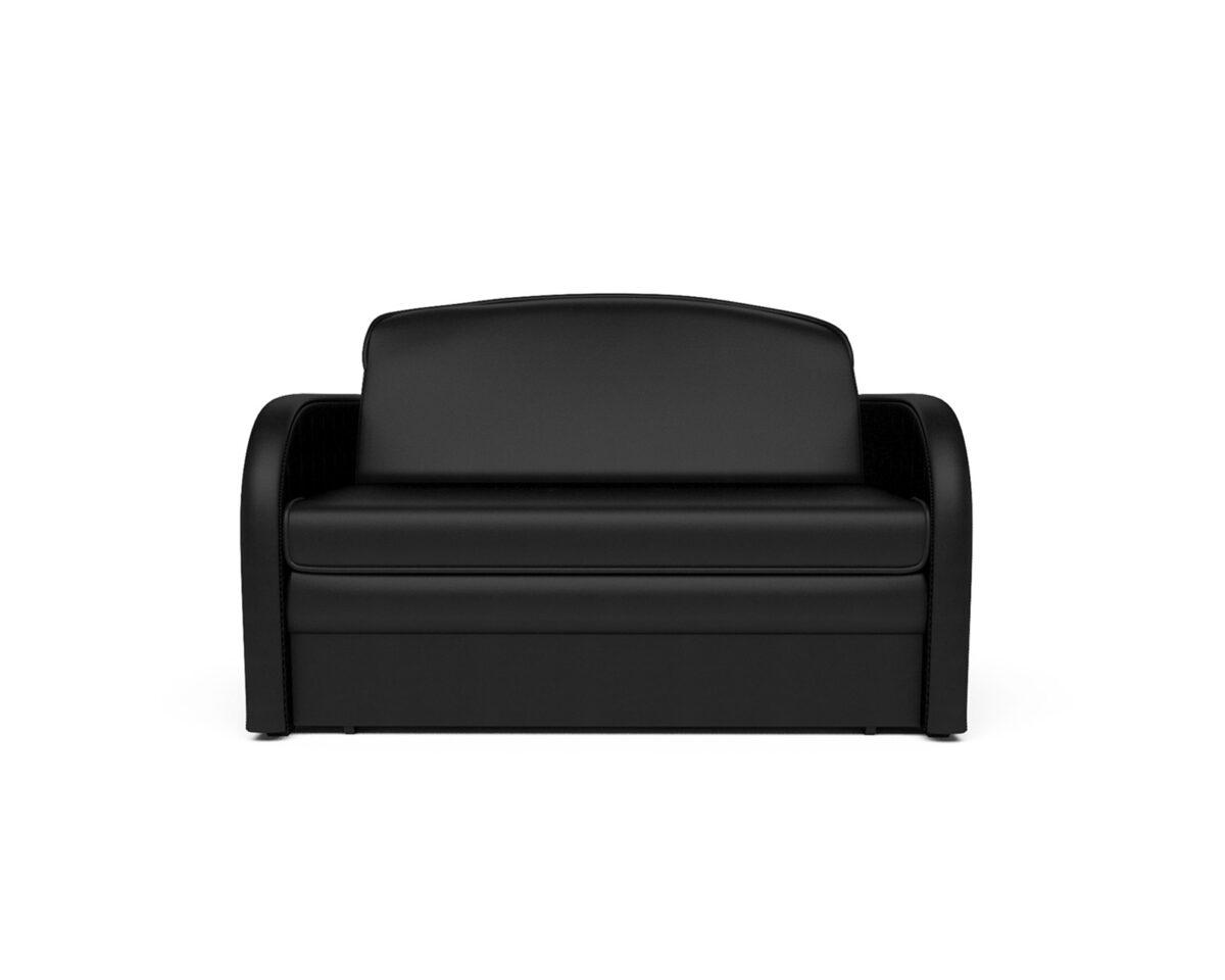 Малютка (экокожа черная) 3