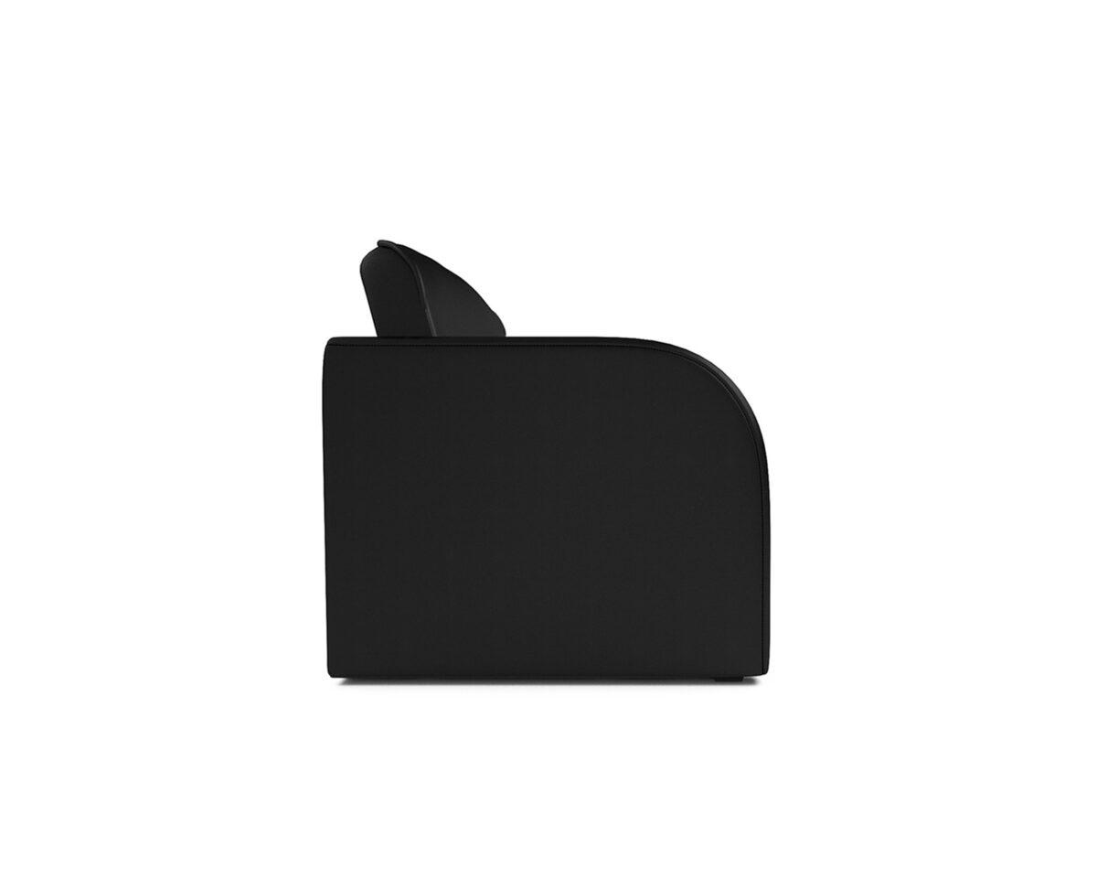 Малютка (экокожа черная) 4