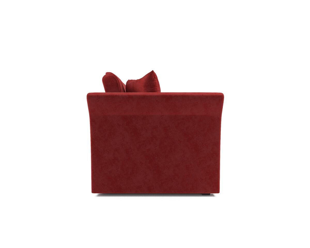 Малютка №2 (бархат красный  STAR VELVET 3 DARK RED) 4