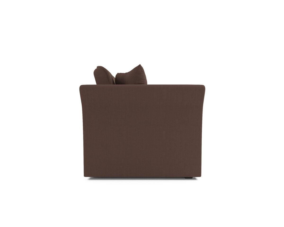 Малютка №2 (рогожка шоколад) 4