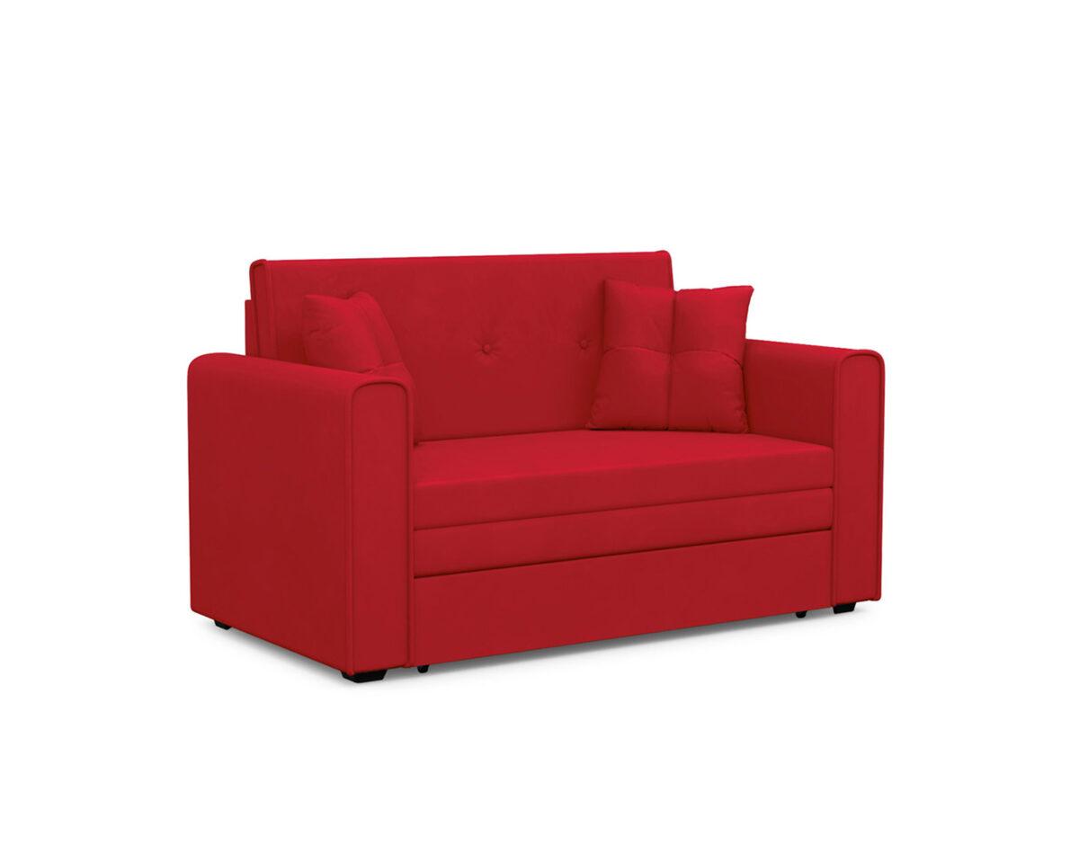 Санта (кордрой красный) 1