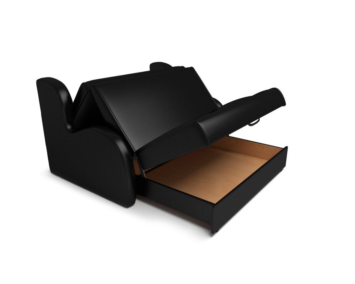 Атлант - черный кожзам 120 см 7