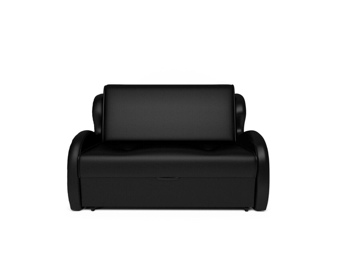 Атлант - черный кожзам 120 см 3