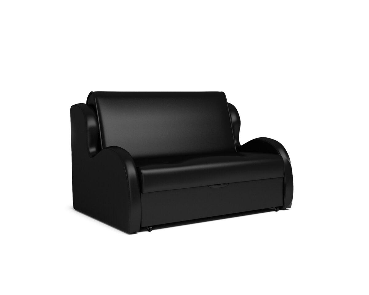 Атлант - черный кожзам 120 см 1