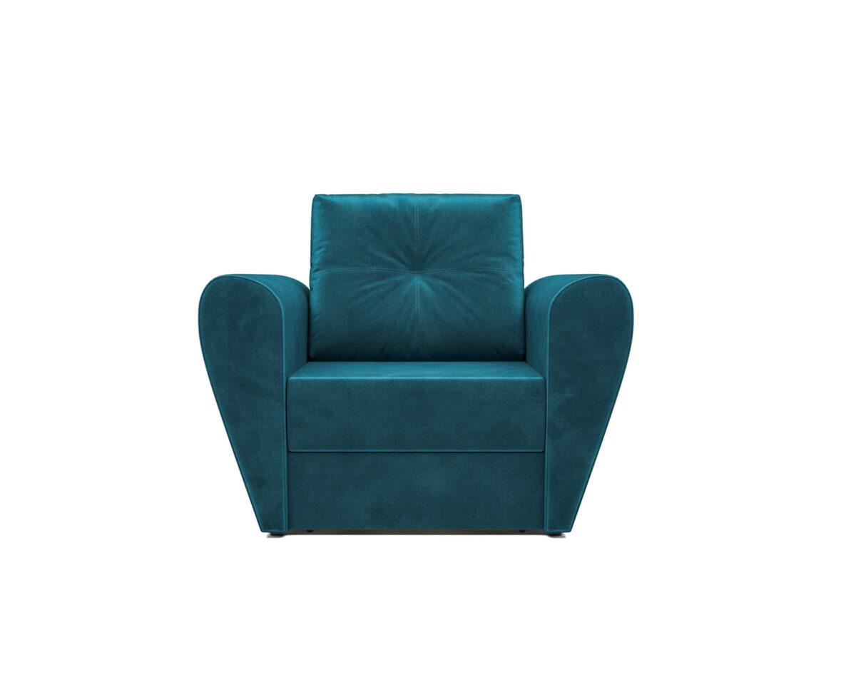 Квартет (Бархат сине-зеленый STAR VELVET 43 BLACK GREEN) 2