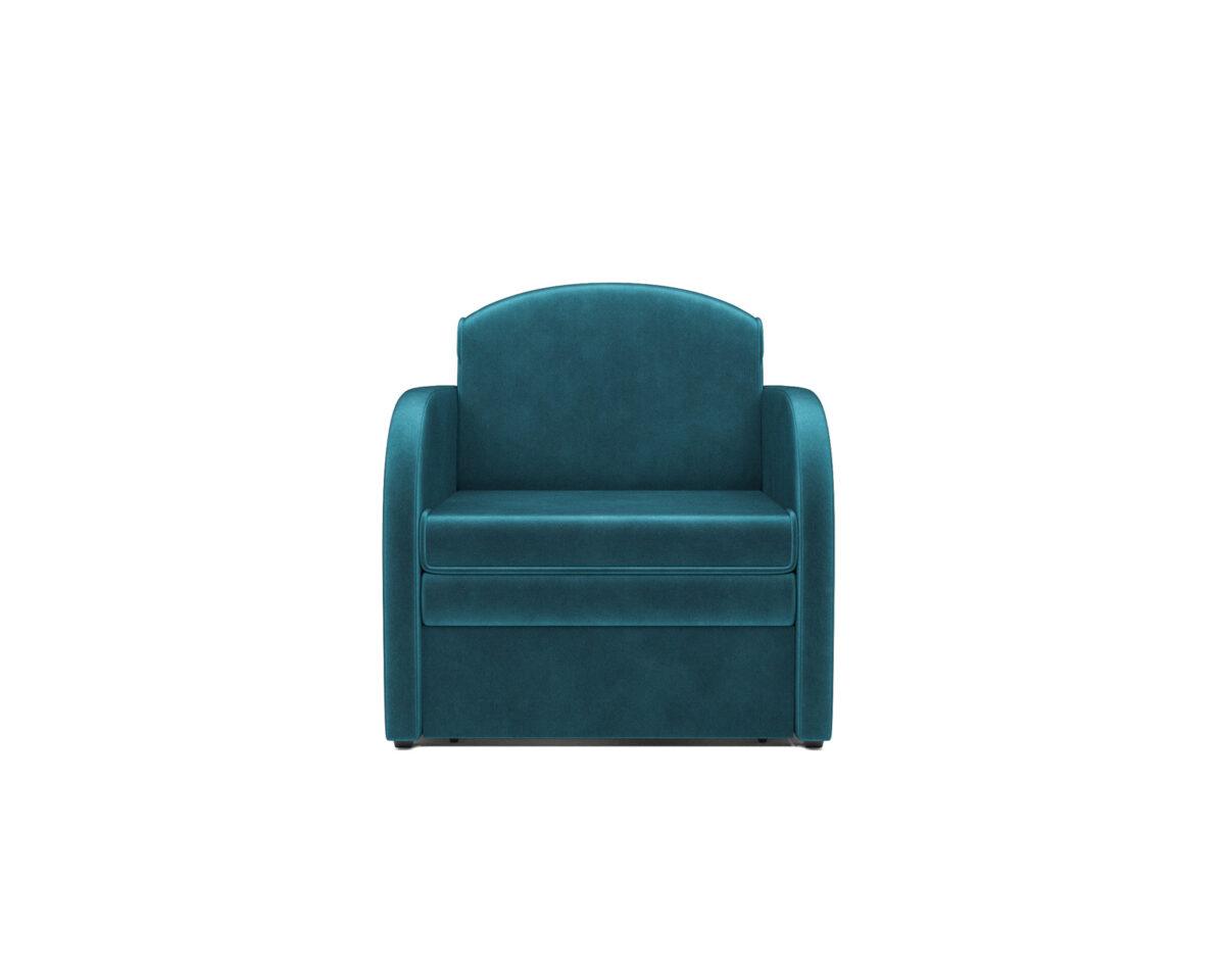 Малютка (Бархат сине-зеленый STAR VELVET 43 BLACK GREEN) 2