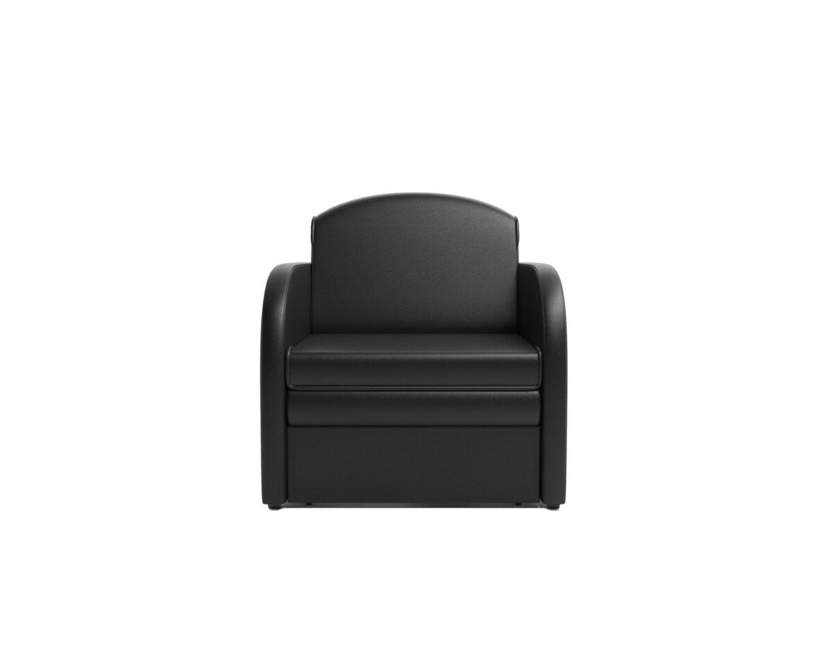 Малютка (Экокожа черная) 2