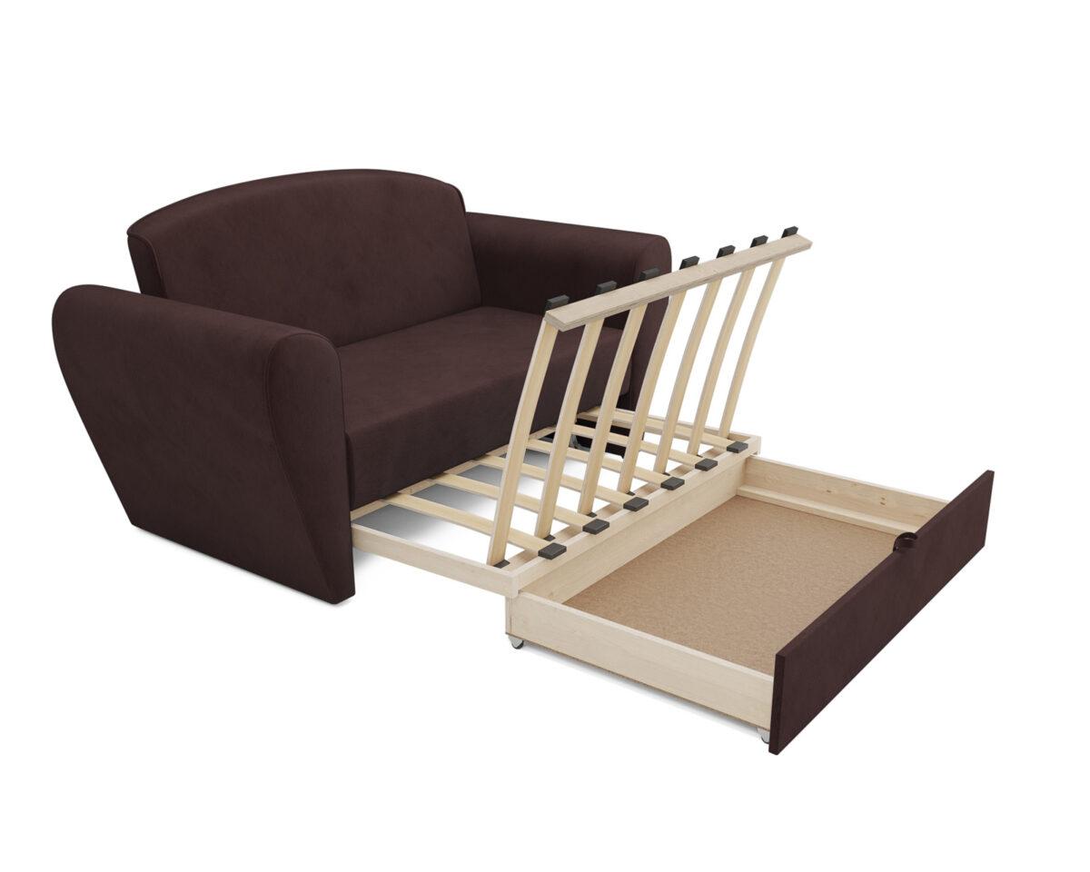 Квартет (Велюр Шоколад HB-178 16) 6