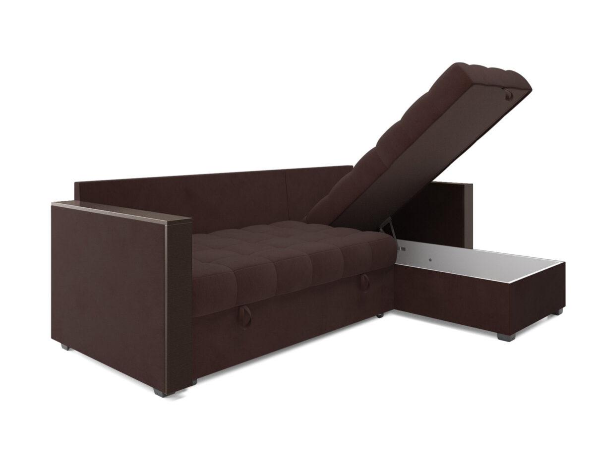 Техас (Велюр шоколад HB-178 16) 6