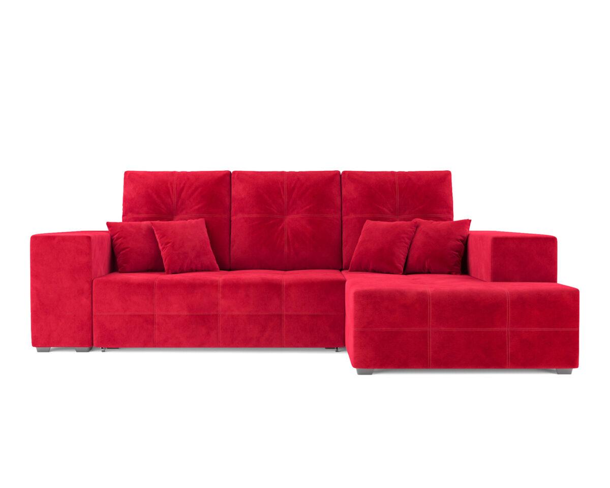 Монреаль Правый угол (кордрой красный) 2