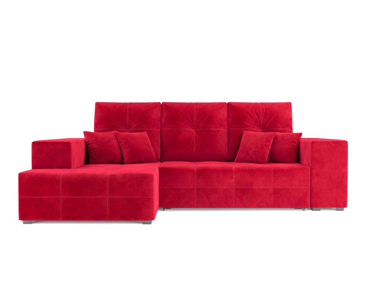 Монреаль Левый угол (кордрой красный) 2