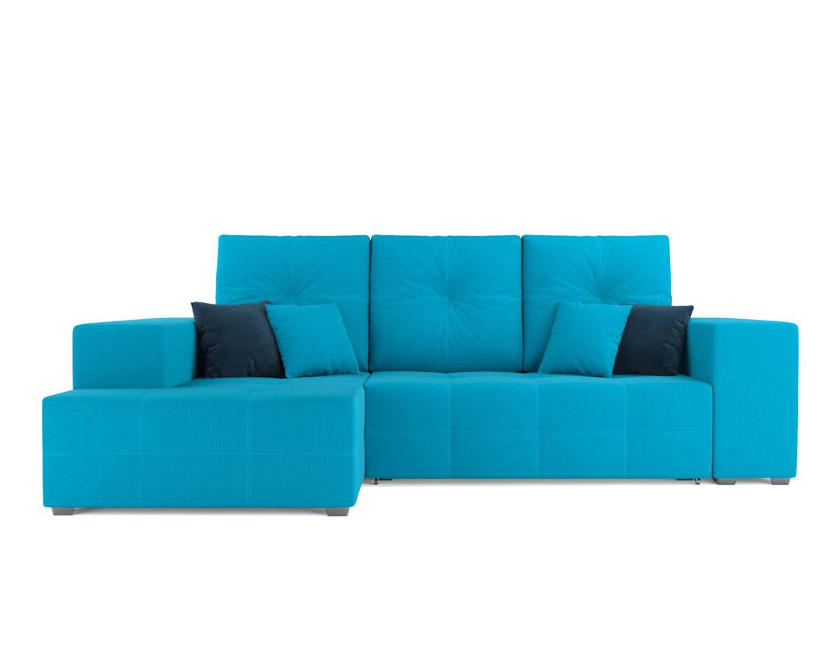 Монреаль Левый угол (синий) 2