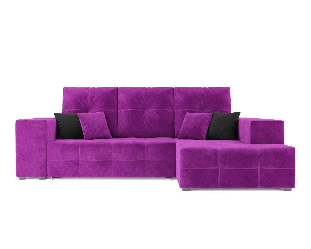 Монреаль Правый угол (фиолет) 2