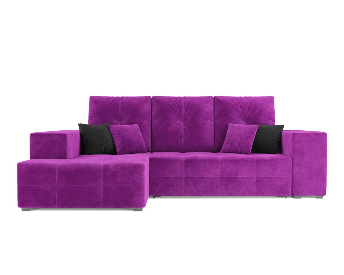 Монреаль Левый угол (фиолет) 2