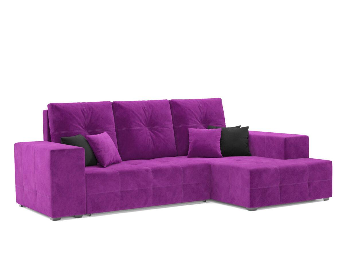 Монреаль Правый угол (фиолет) 1